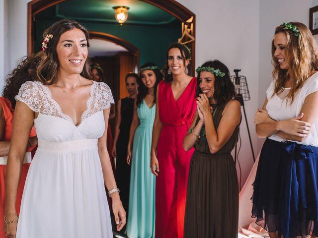 La boda de Pau y Elena en Bellvis, Lleida 11