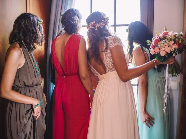 La boda de Pau y Elena en Bellvis, Lleida 17