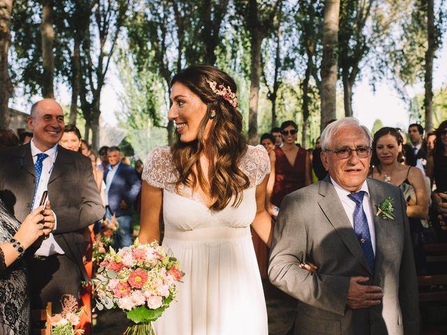 La boda de Pau y Elena en Bellvis, Lleida 21