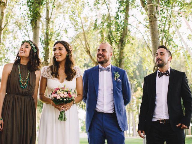 La boda de Pau y Elena en Bellvis, Lleida 26