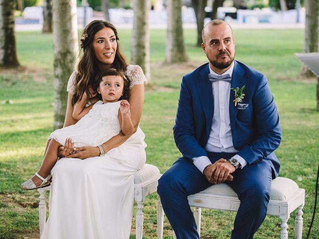 La boda de Pau y Elena en Bellvis, Lleida 31
