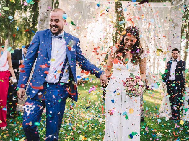 La boda de Pau y Elena en Bellvis, Lleida 33