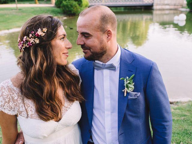 La boda de Pau y Elena en Bellvis, Lleida 36
