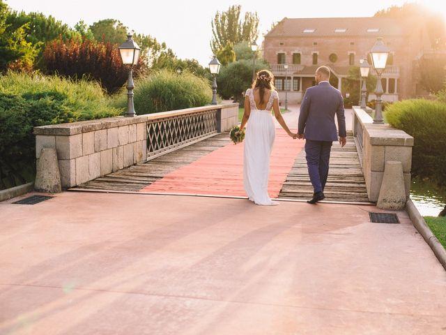 La boda de Elena y Pau