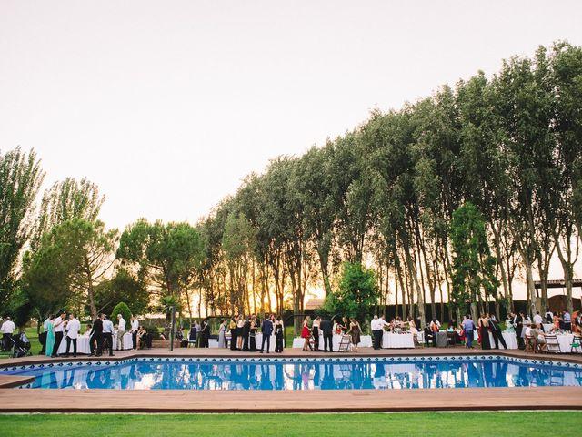 La boda de Pau y Elena en Bellvis, Lleida 38