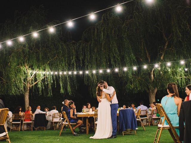 La boda de Pau y Elena en Bellvis, Lleida 53
