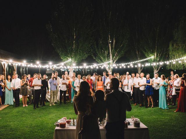 La boda de Pau y Elena en Bellvis, Lleida 54