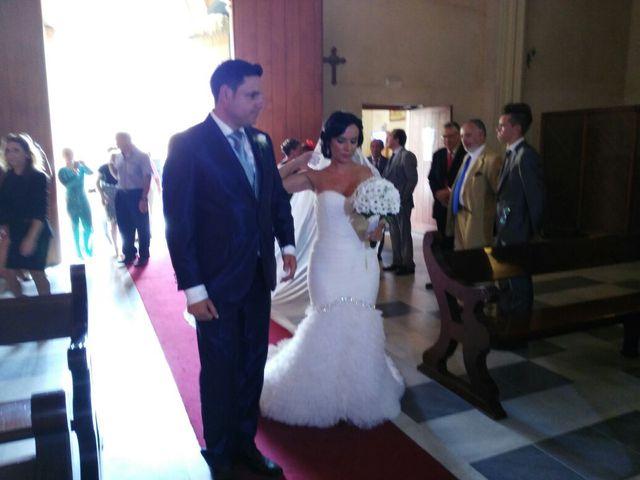 La boda de Raquel y Carlos en Sevilla, Sevilla 8