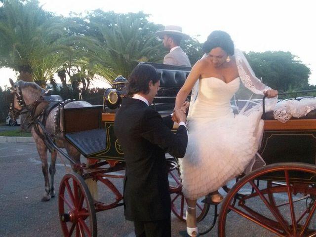 La boda de Raquel y Carlos en Sevilla, Sevilla 9