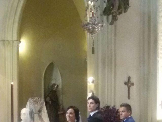 La boda de Raquel y Carlos en Sevilla, Sevilla 10
