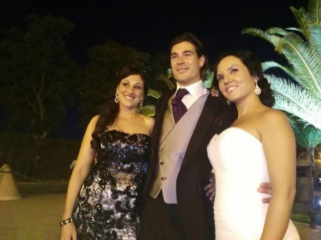 La boda de Raquel y Carlos en Sevilla, Sevilla 14