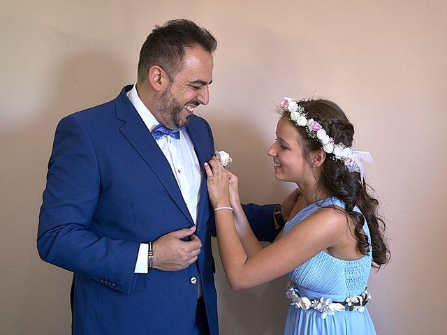 La boda de Alberto y Rocío en La Torre De Esteban Hambran, Toledo 5