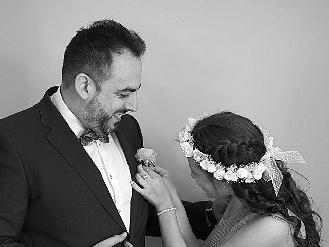 La boda de Alberto y Rocío en La Torre De Esteban Hambran, Toledo 6