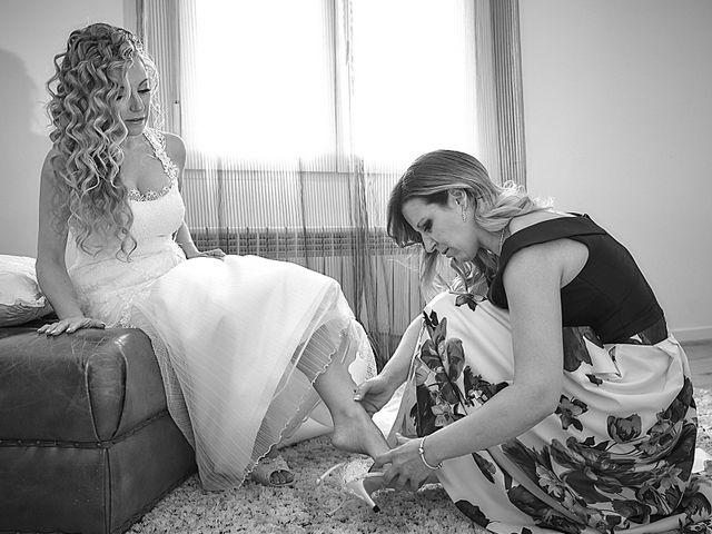 La boda de Alberto y Rocío en La Torre De Esteban Hambran, Toledo 24