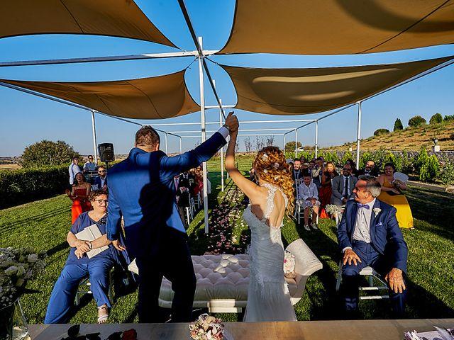 La boda de Alberto y Rocío en La Torre De Esteban Hambran, Toledo 30