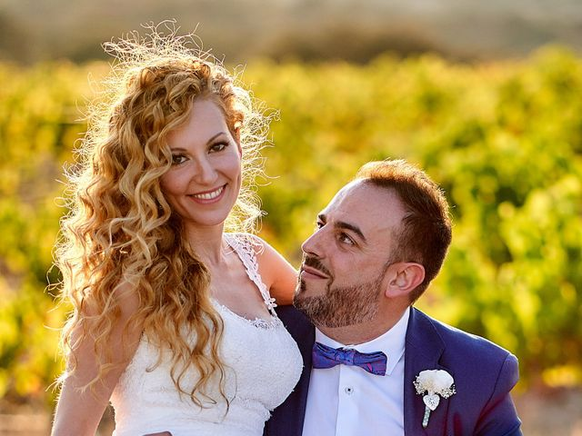La boda de Alberto y Rocío en La Torre De Esteban Hambran, Toledo 36