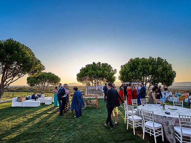 La boda de Alberto y Rocío en La Torre De Esteban Hambran, Toledo 44
