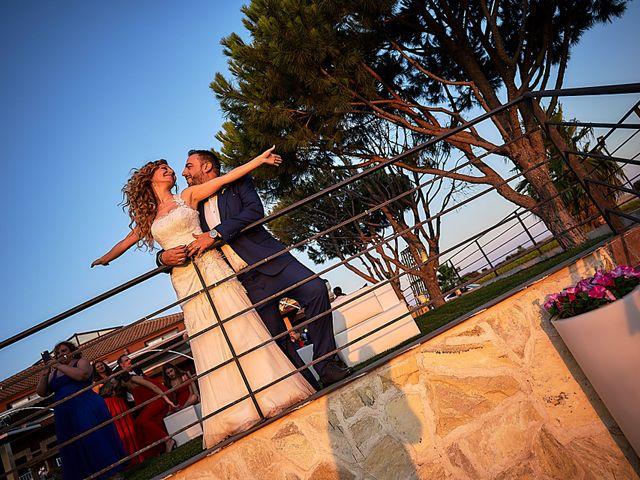 La boda de Alberto y Rocío en La Torre De Esteban Hambran, Toledo 45