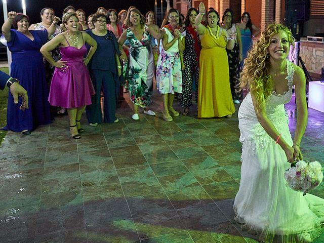 La boda de Alberto y Rocío en La Torre De Esteban Hambran, Toledo 57