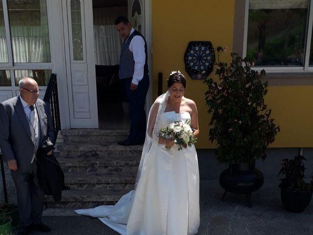 La boda de Frank y María  en Valdoviño, A Coruña 2