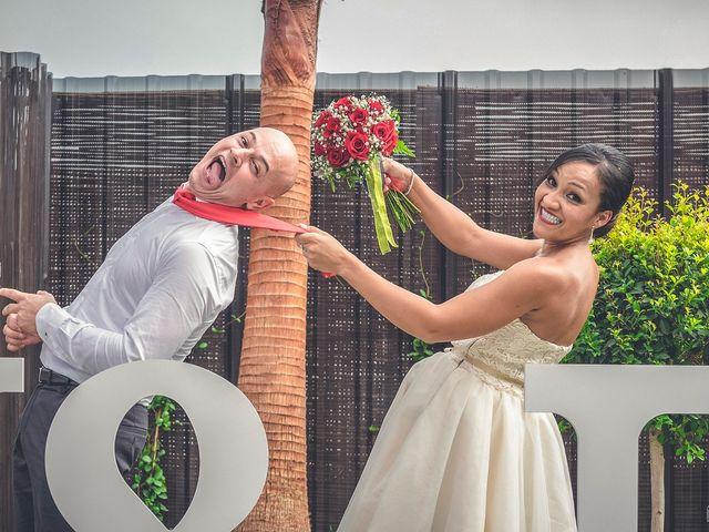 La boda de Yesenia y Domingo