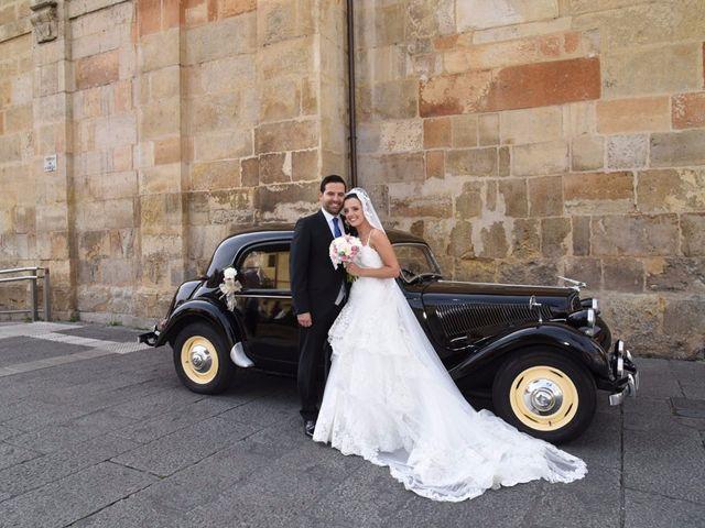 La boda de Romina y Manuel