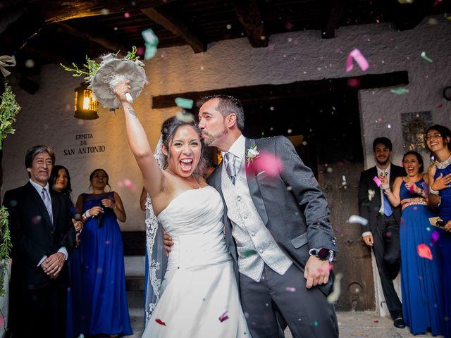 La boda de Karen y Moncho