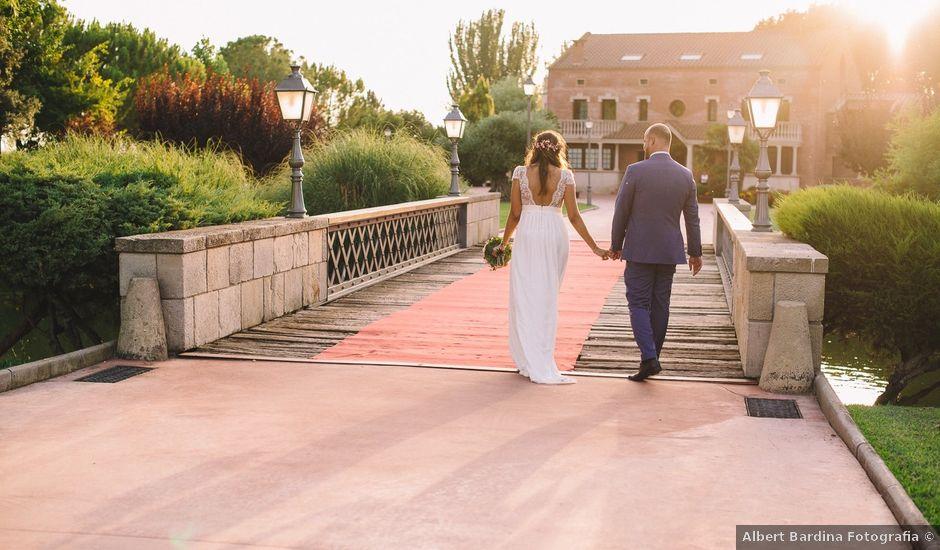 La boda de Pau y Elena en Bellvis, Lleida