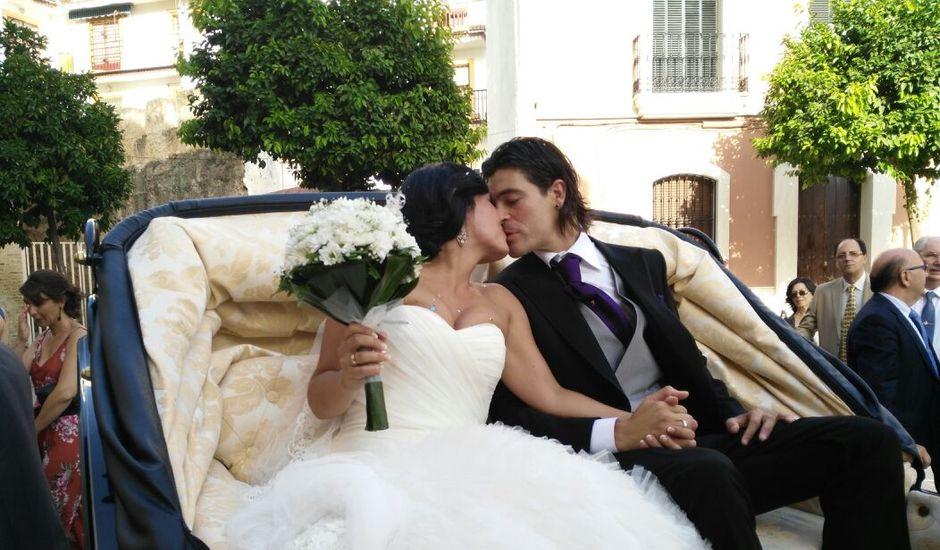 La boda de Raquel y Carlos en Sevilla, Sevilla