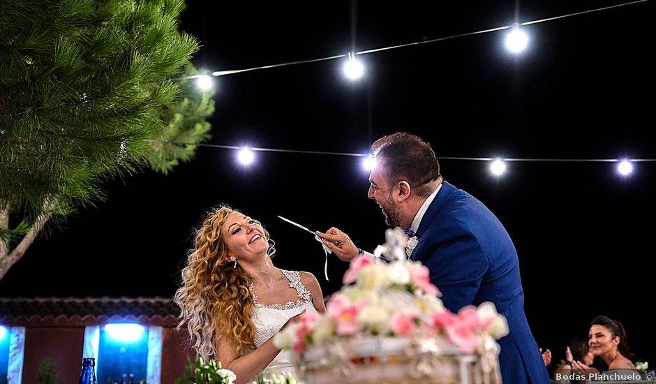 La boda de Alberto y Rocío en La Torre De Esteban Hambran, Toledo