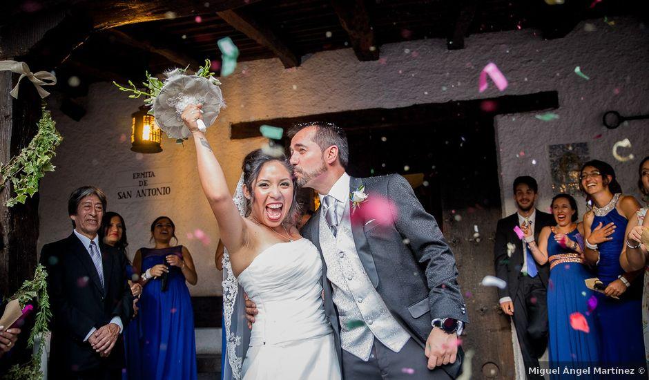 La boda de moncho y karen en madrid madrid - Moncho fotografo ...