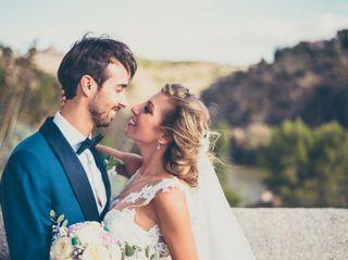 La boda de Rebeca y Juanmi