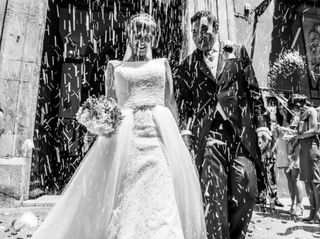 La boda de Teresa y Juan Manuel