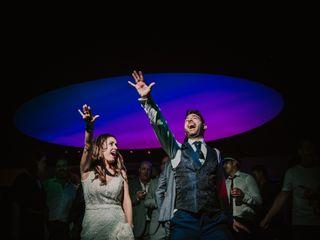 La boda de Alicia y Javi