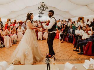 La boda de Patricia y Carlos