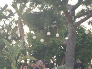 La boda de Cristian y Dori 2