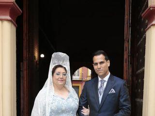 La boda de Fran y Aurora 1