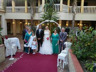 La boda de Jessica y Ivan 1