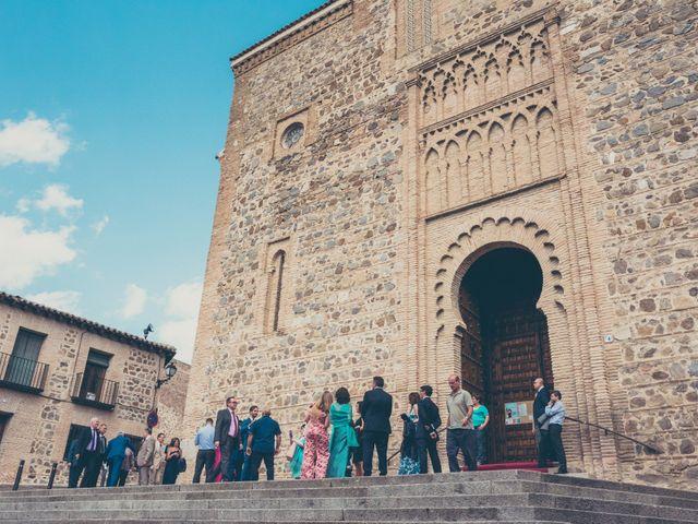 La boda de Juanmi y Rebeca en Toledo, Toledo 50