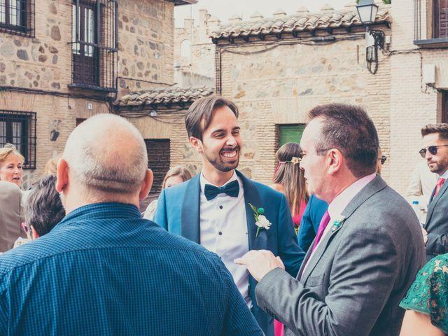 La boda de Juanmi y Rebeca en Toledo, Toledo 51