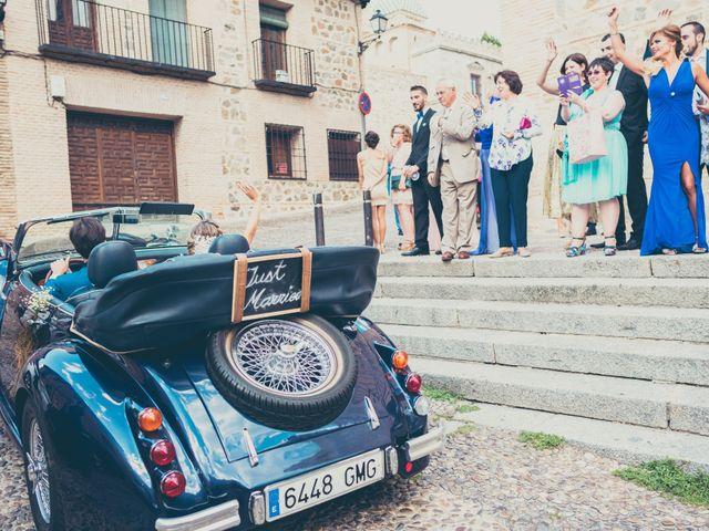 La boda de Juanmi y Rebeca en Toledo, Toledo 74