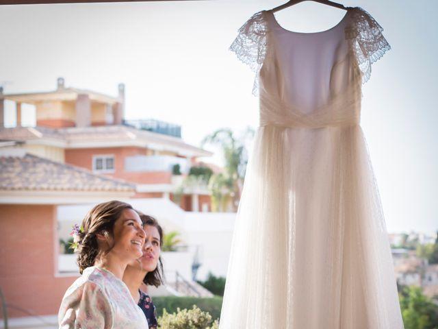 La boda de Ignacio y María en Málaga, Málaga 4