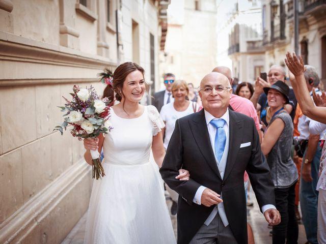 La boda de Ignacio y María en Málaga, Málaga 15
