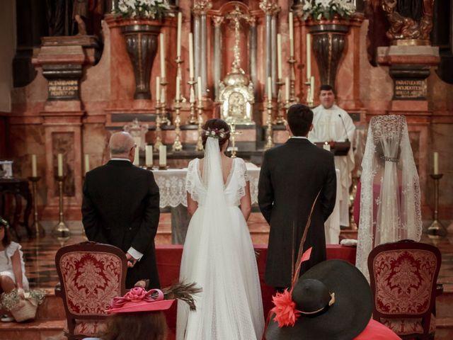 La boda de Ignacio y María en Málaga, Málaga 18