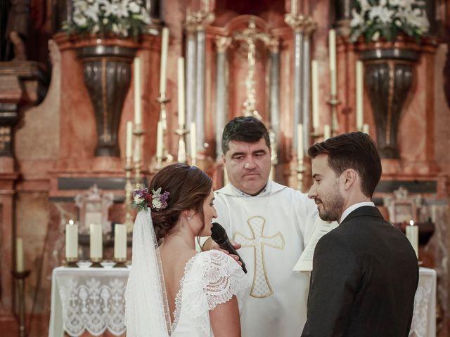 La boda de Ignacio y María en Málaga, Málaga 20