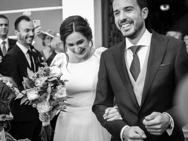 La boda de Ignacio y María en Málaga, Málaga 23