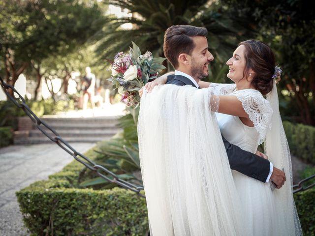 La boda de Ignacio y María en Málaga, Málaga 24