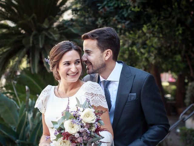 La boda de Ignacio y María en Málaga, Málaga 25