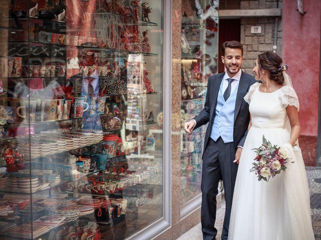 La boda de Ignacio y María en Málaga, Málaga 30