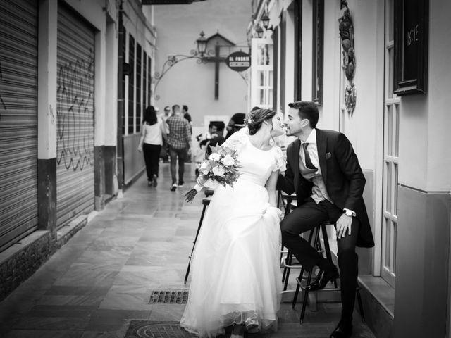 La boda de Ignacio y María en Málaga, Málaga 31